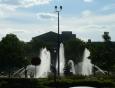 Fontána na Logan Square
