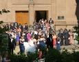 Jedna z několika svateb, co jsme ten den ve městě viděli.