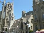 Kostel Evangelické církve metodistické (United Methodist)