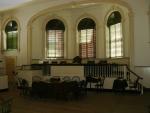 Stará městská radnice přiléhá k Independence Hall