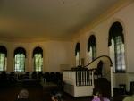 Uvnitř budovy kongresu