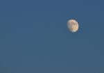 Měsíc kráčí k úplňku, ale brzy ho ze západu zahalí první mraky.
