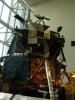 Modul Apollo 11 z druhé strany