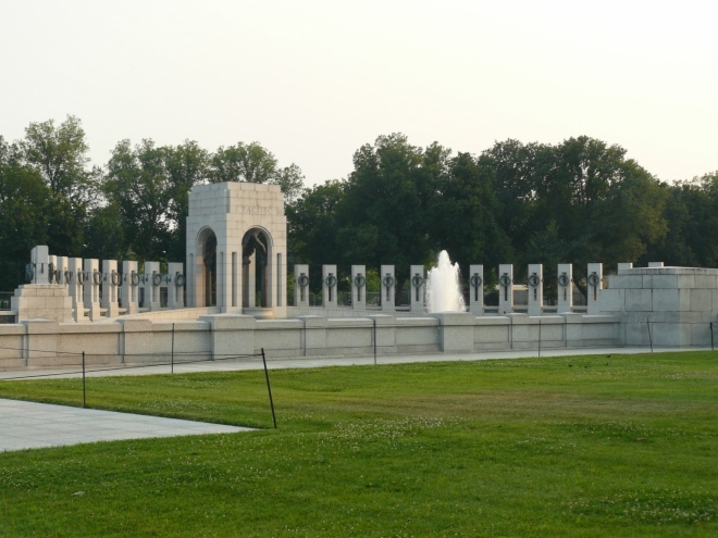 Památník veteránů druhé světové války