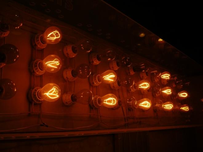 Edisonovy žárovky