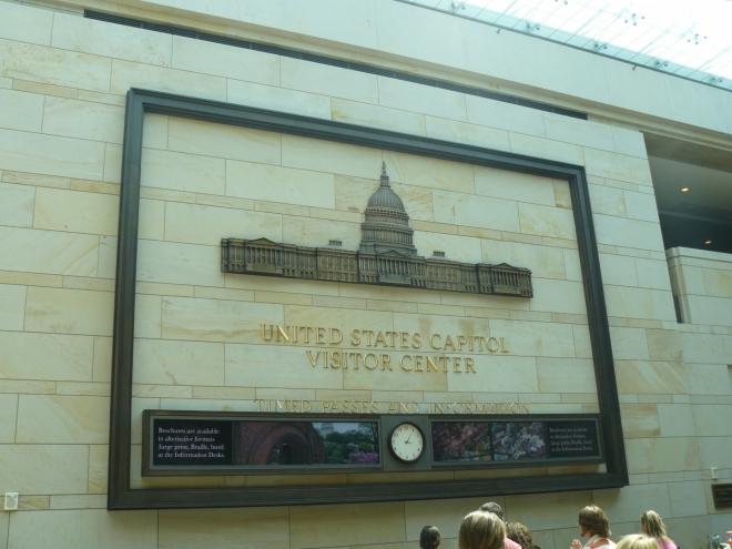 Návštěvní centrum Kapitolu