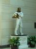 Astronaut z Apolla 13, které se neúspěšně pokusilo přistát na Měsíci