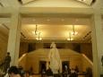 Socha symbolizující svobodu