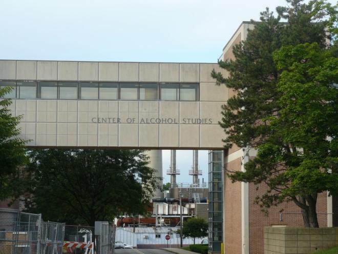 Centrum alkoholických studií :-)