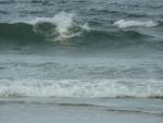 Atlantická vlna a někdo z nás v ní.