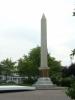 Monument v Bradley Beach zase připomíná Washingtonův monument ve Washingtonu.