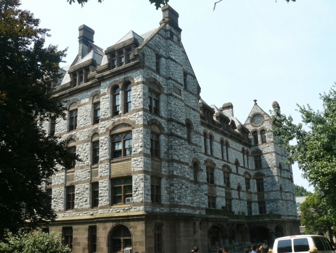 Witherspoon Hall
