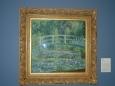 V muzeu umění mají i Moneta.