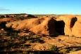 Utah, National Park Arches - blížíme se k Delicate Arch