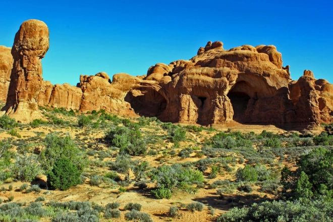 Utah, National Park Arches