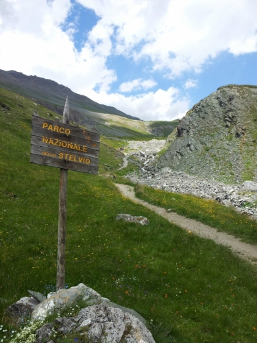 """Národní park """"dello Stelvio"""""""