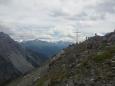 Vrcholový kříž na Monte delle Scale