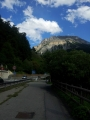 Pohled na horu poblíž Reschensee