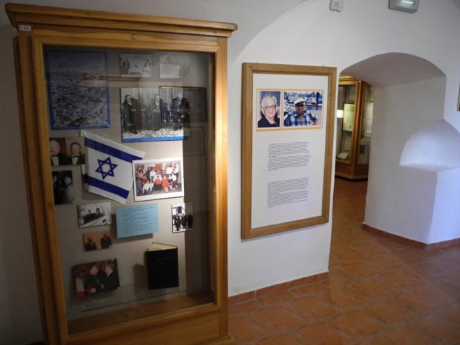 Adlerovo muzeum v Dobré Vodě.