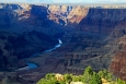Arizona, Grand Canyon - řeka Colorado