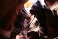 Arizona, Antelope Canyon - hlava medvěda