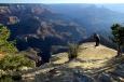 Arizona, Grand Canyon - dopoledne bylo na každý snímek času dost