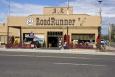 Arizona, Seligman - proslulá kavárna Road Runner