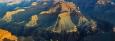 Arizona, Grand Canyon - panoramatickým snímkem se s kaňonem loučíme