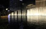 Nevada, Las Vegas - tyhle fontány byly vhodnějším objektem pro videokameru