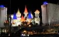 Nevada, Las Vegas - výjev z pohádkového příběhu