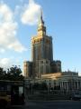 Palác kultury, Varšava