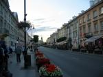Ulice Nowy Świat, Varšava