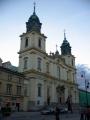 Bazilika svatého kříže, Varšava