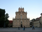 Kościół Wizytek, Varšava