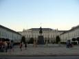 Prezidentský palác, Varšava