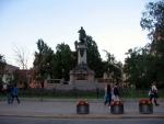 Památník Adama Mickiewicze, Varšava