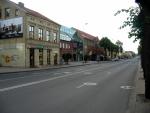Ulice H. Manto, Klaipėda