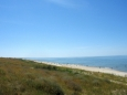 Kurská kosa, baltské pobřeží