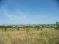 Kurská kosa, pohled na Klaipėdu
