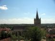 Kostel v Cēsis