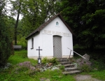 Kaple na Bučině.