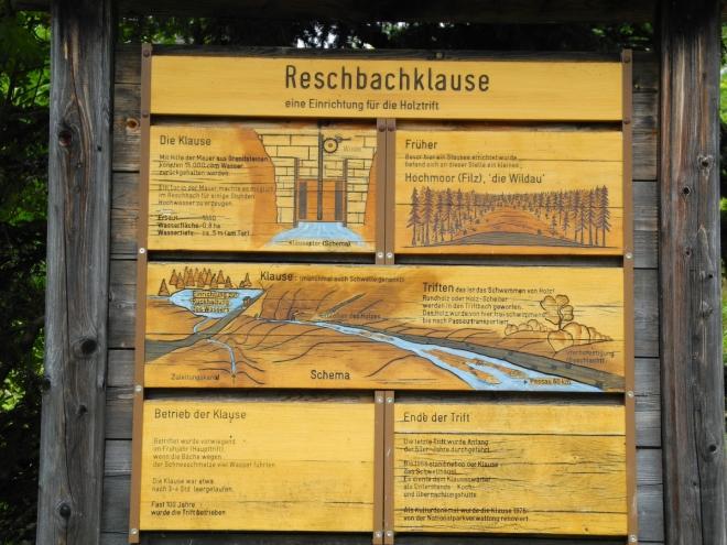 Reschbach klause.