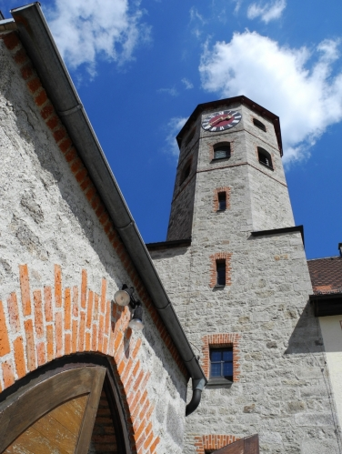 Kostel v Heidmühle.