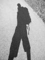 Autoportrét poutníka.