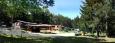Kemp s chatkami je dobrou možností ubytování v krásné přírodě České Kanady.