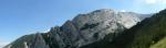 Panorama hřebene Stapalata