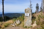 Kirill v lednu 2007 napáchal velké škody a urychlil odlesnění mnoha míst Šumavy.