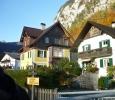 Domky v Hallstattu