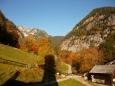 Na vrcholu Salzergu (kolem 850 m n. m.)