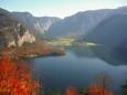 Opět jezero Hallstätter See